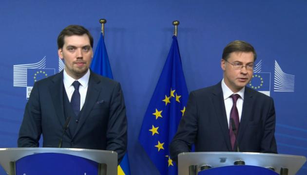 Домбровскіс: Україна відіграє важливу роль на континенті