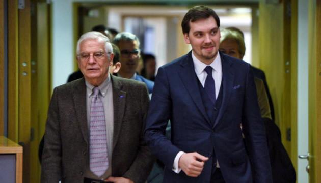 ЄС вимагає від Росії забезпечити вільний прохід суден Керченською протокою – Боррель