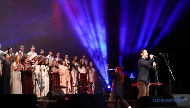 Харьковчане на благотворительном концерте собрали деньги для онкобольных