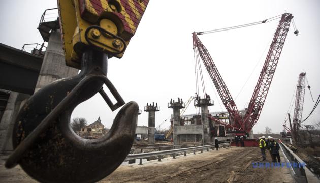У Києві продовжують блокувати будівництво Подільського мосту - КМДА