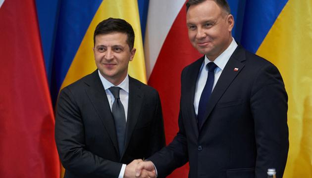 Дуда в октябре планирует приехать в Украину с визитом — МИД Польши