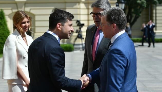 Как делегация США ездила на инаугурацию Зеленского - обнародовали документы