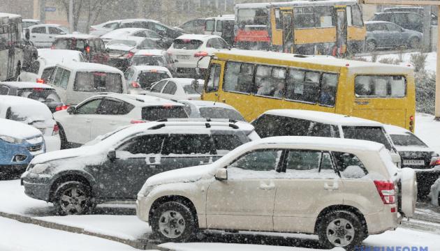 Kyiv fait partie des villes les plus embouteillées du monde