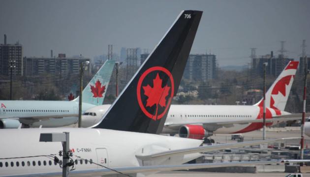 Коронакриза: Air Canada скорочує п'яту частину персоналу