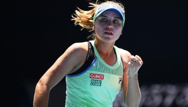 Кенін обіграла Барті і вийшла у фінал Australian Open