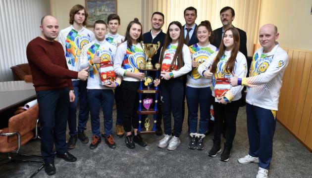 Школярі з Рівного стали чемпіонами світу на перших ISF World Cool Games