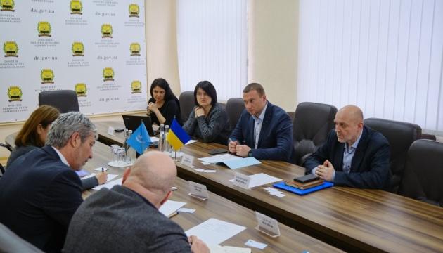 Міжнародні партнери допоможуть знайти донорів для будівництва лікарні у Краматорську