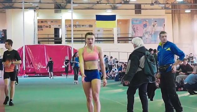Матузна стала автором юнацького рекорду України у п'ятиборстві