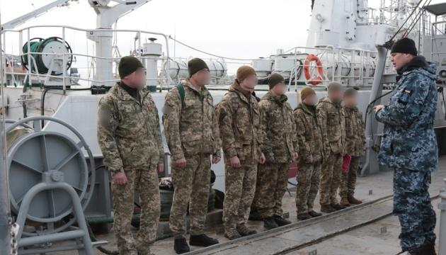 Морський спецназ ВМС тренувався спускатися у барокамері на 60 метрів