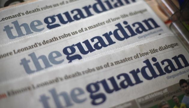 The Guardian заради екології відмовилася рекламувати нафтогазові компанії