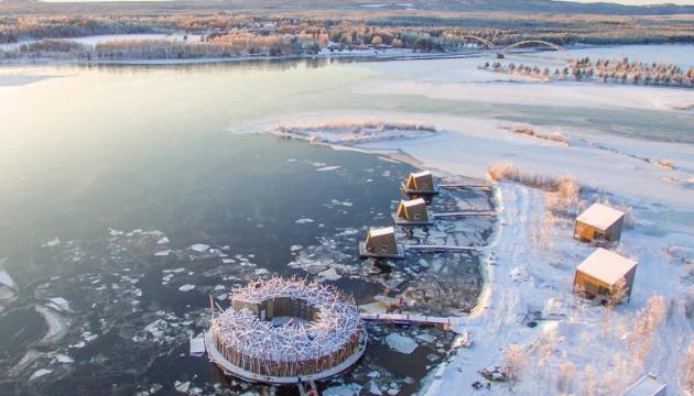 Швеція пропонує туристам зупинитися в плавучому