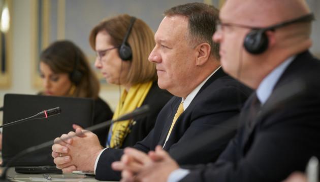 США ніколи не визнають анексію Криму Росією - Помпео