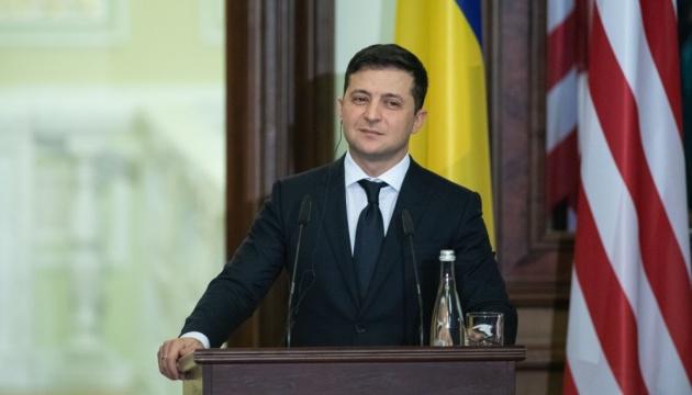 Україна матиме нормальні відносини зі США незалежно від результатів виборів — Зеленський