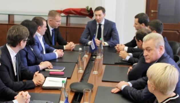 Наглядова рада АМПУ звільнила виконувача обов'язків голови підприємства