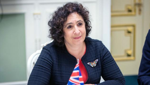 Посол Британії: Вражає пристрасть та рішучість українців будувати країну, яку хочуть люди