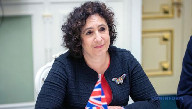 Ambassador Simmons: UK will remain strong partner of Ukraine after leaving EU
