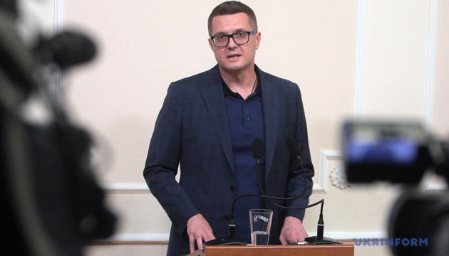 Баканов розповів про боротьбу СБУ з терористами