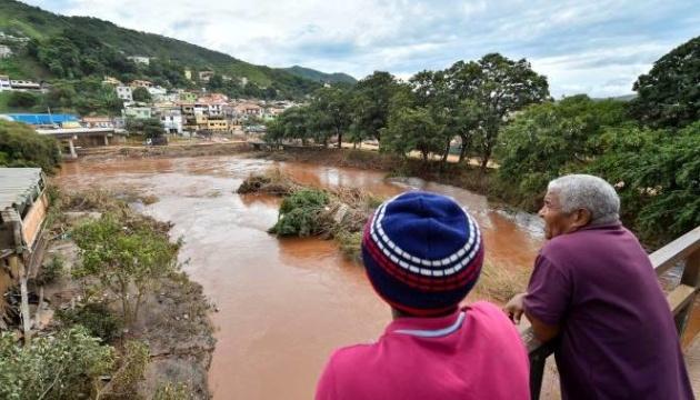Українців серед жертв потужних злив і зсувів у Бразилії немає - консульство