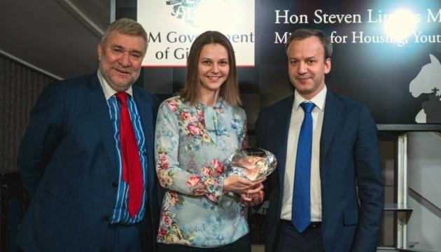 Анна Музычук попала в число призеров шахматного турнира в Гибралтаре
