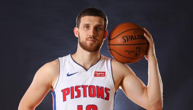 Михайлюк сыграет в Матче восходящих звезд НБА