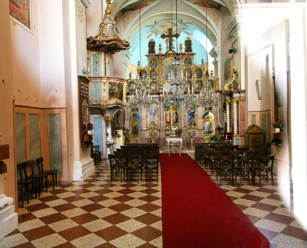7-греко-католицька українська церква Святої Великомучениці Варвари у Відні