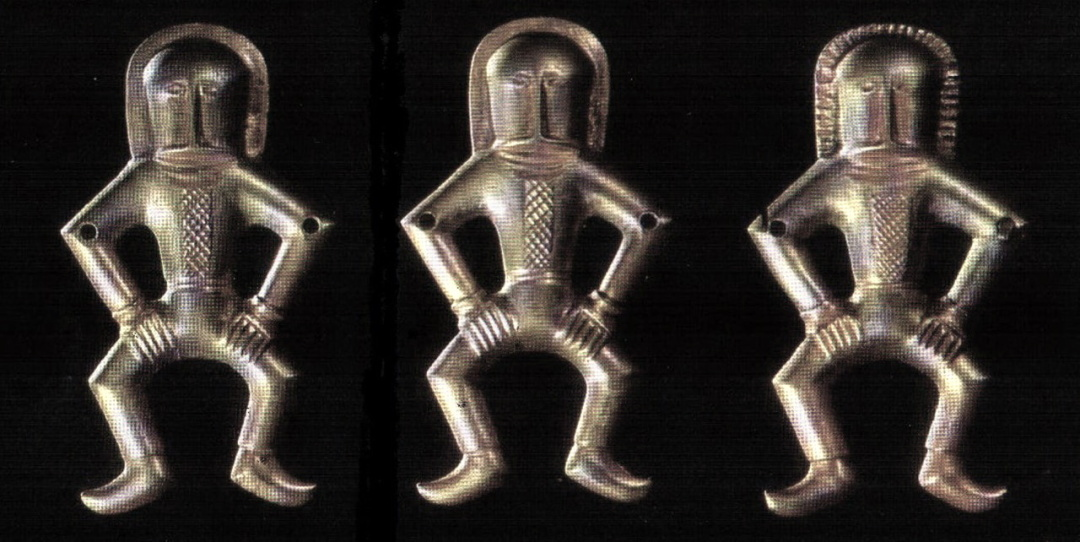 Фігурки знайдена в с.Мартинівка, 4 тис. до н..е 2