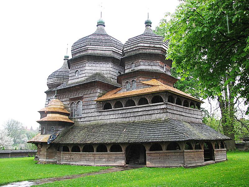 Церква Святого Юра в Дрогобичі 1