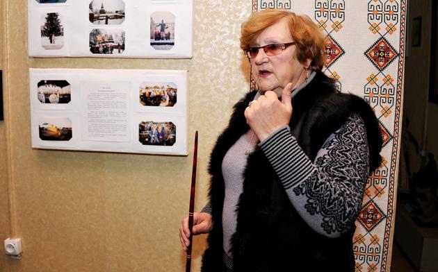 Ганна Божкова / Фото Сашко Симоненко