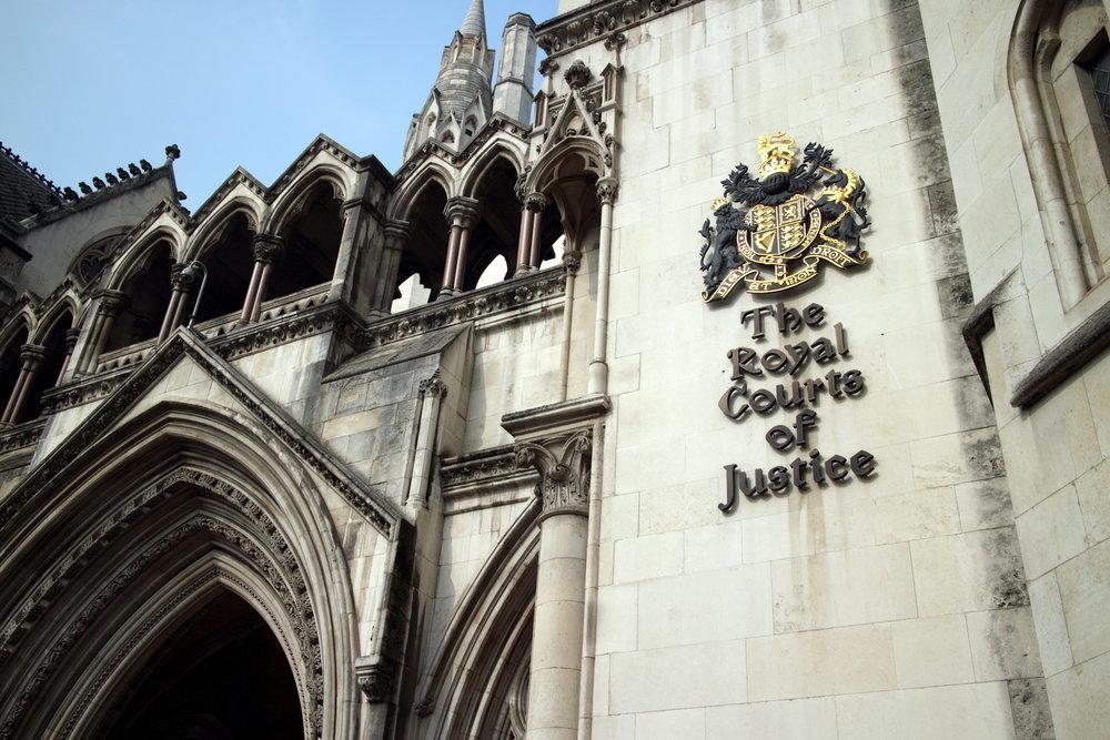 Лондонський суд