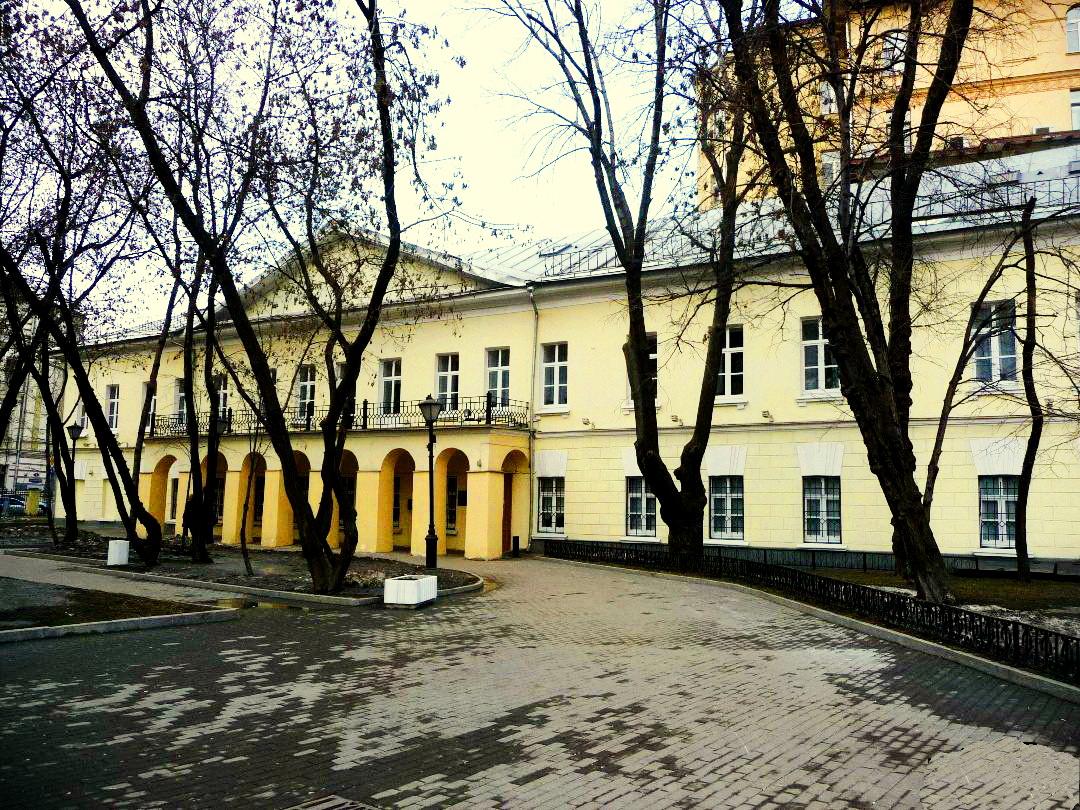 Дом Графа Толстого