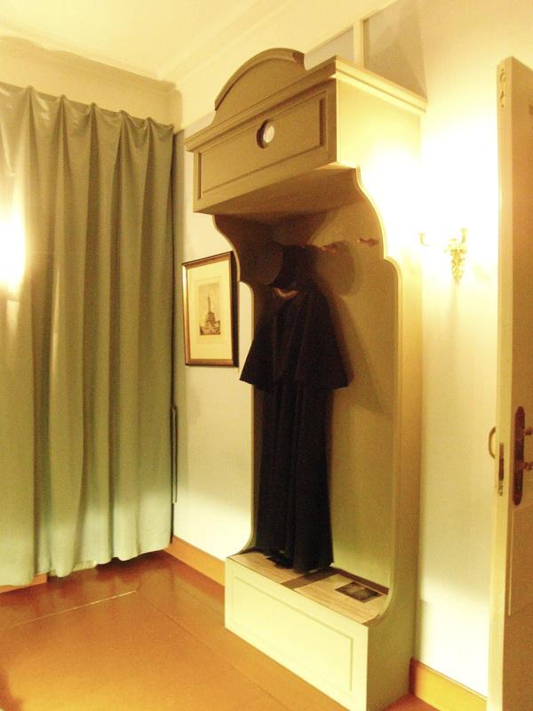 передняя комната, Музей Н.В.Гоголя на Никитском бульваре, 7А