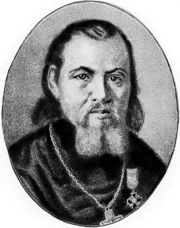 Протоиерей Матфей (в миру - Матвей Александрович Константиновский)