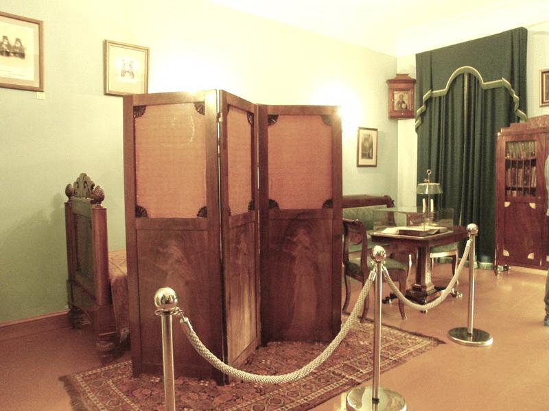 Кабинет, Музей Н.В.Гоголя на Никитском бульваре, 7А