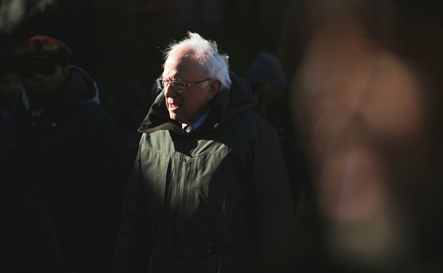 Берні Сандерс / Фото: Travis Dove for The New York Times