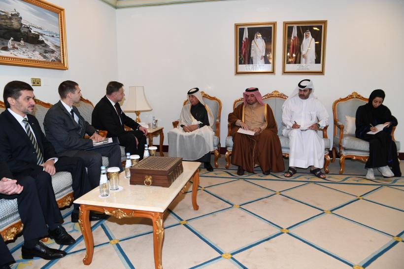 Новий посол України почав дипмісію в Катарі