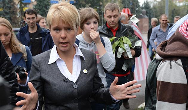 Євгенія Чирикова