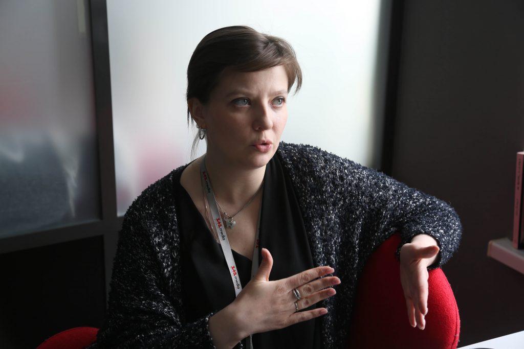Олена Єремєєва