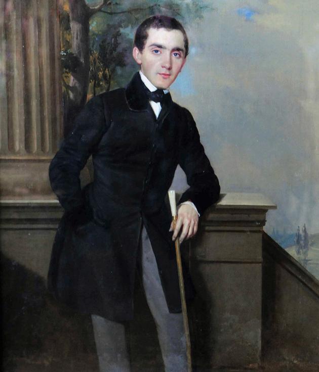 Петр Захарович Захаров