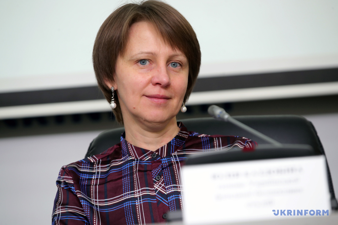 Юлія Каздобіна
