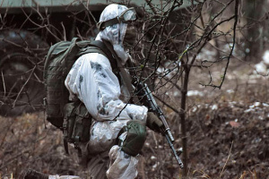 Donbass : les occupants ont ouvert le feu à six reprises, un soldat blessé