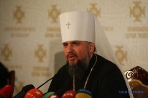 Більшість українців хотіли би бачити Епіфанія главою об'єднаної Православної церкви