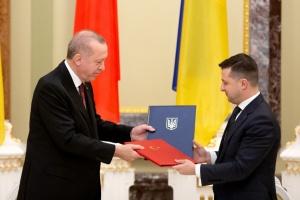 Україна та Туреччина підписали низку документів та нову військову угоду