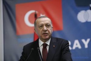 Ердоган віддасть зарплату за 7 місяців на боротьбу з коронавірусом