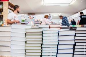 Торік в Україні видали більш як 500 тисяч примірників книг і брошур