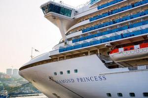 Украинцы с Diamond Princess хотят пройти карантин в Японии - МИД
