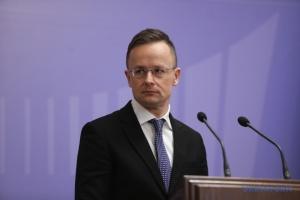 Сіярто відреагував на заборону в'їзду в Україну двом угорським посадовцям