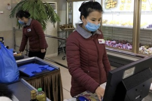 Власти КНДР напугали граждан пылью из Китая, «несущей коронавирус»