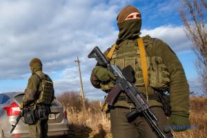 Під Волновахою впіймали підозрюваного у співпраці з російськими окупантами