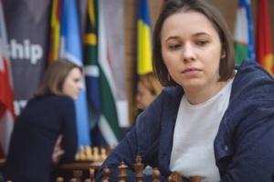 Мария Музычук завоевала призовое место на шахматном турнире в США