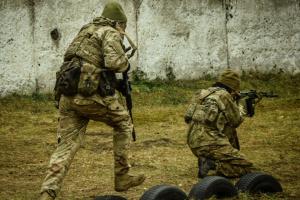 Під Новотошківським окупанти намагалися прорватися через лінію зіткнення